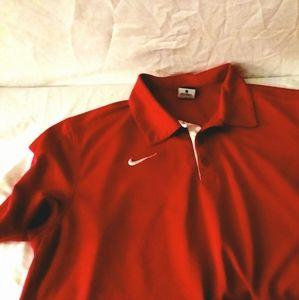 Nike golf dri-fit mens polo